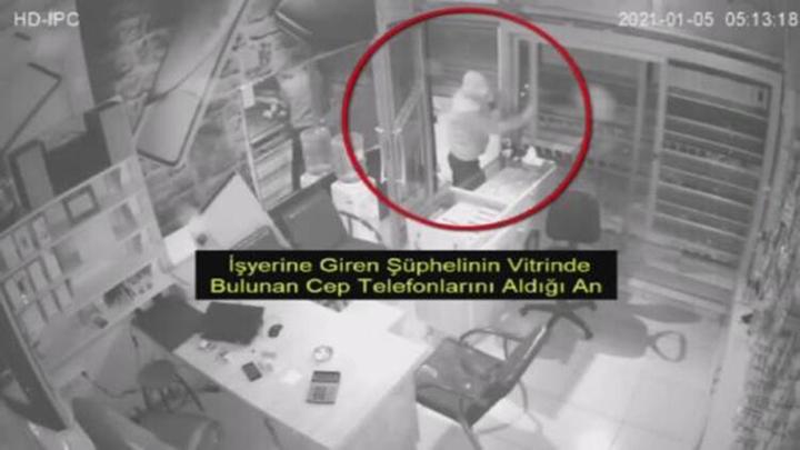 cep telefonu hırsızlığı