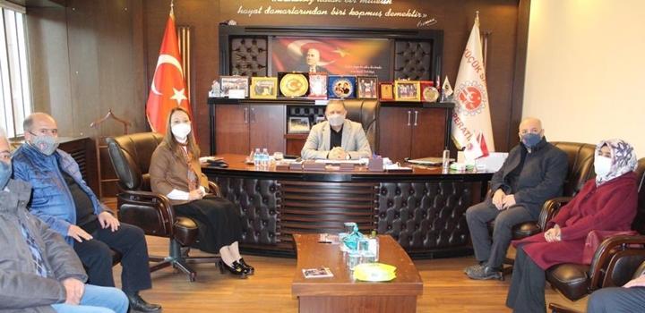 Gaziantep Milletvekili Derya Bakbak esnaf