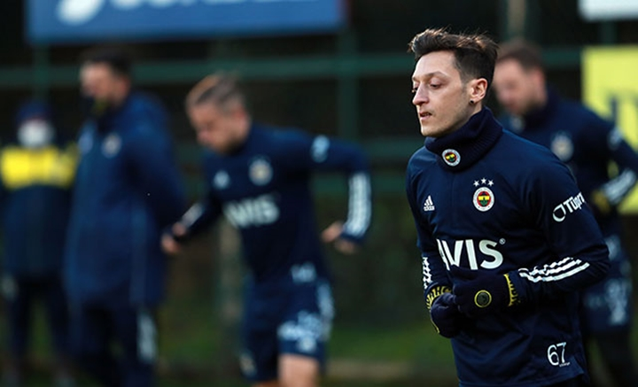 fenerbahçe Mesut Özil