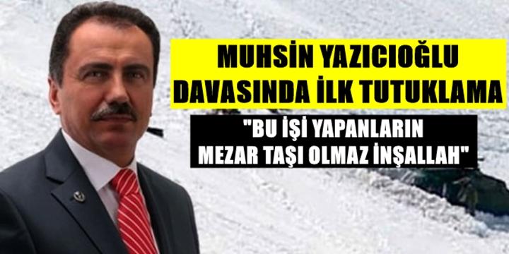 muhsin yazıcıoğlu suikast